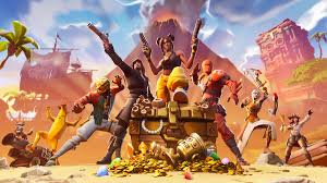 Fornite Battle Royal